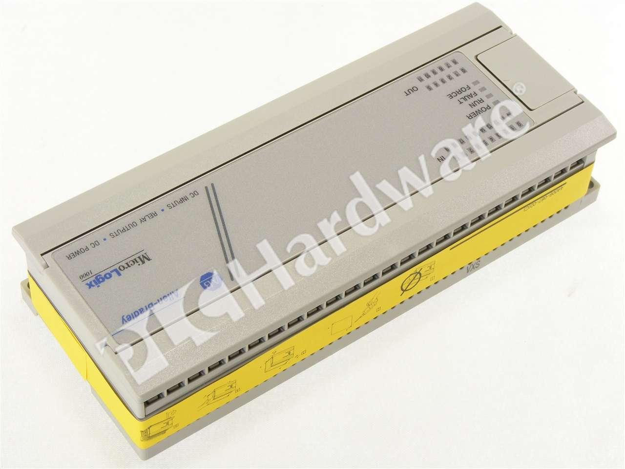 PLC Hardware: Allen-Bradley 1761-L32BWB MicroLogix 1000 Controller ...