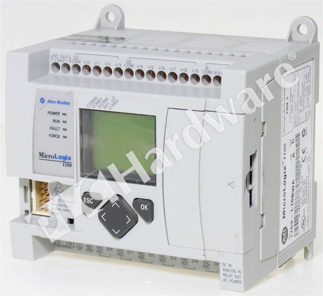Beautiful Allen Bradley Micrologix 1000 Plc Pattern - Electrical and ...