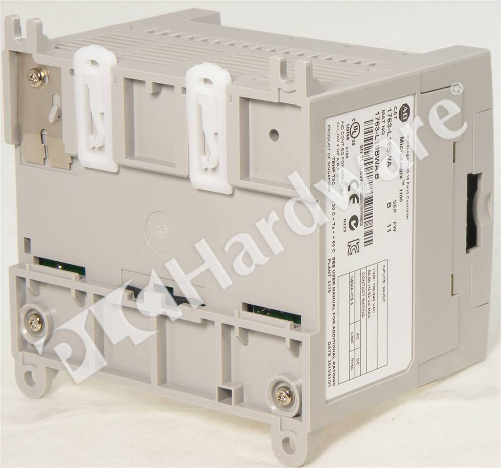 micrologix 1100 manual 1763 l16bwa