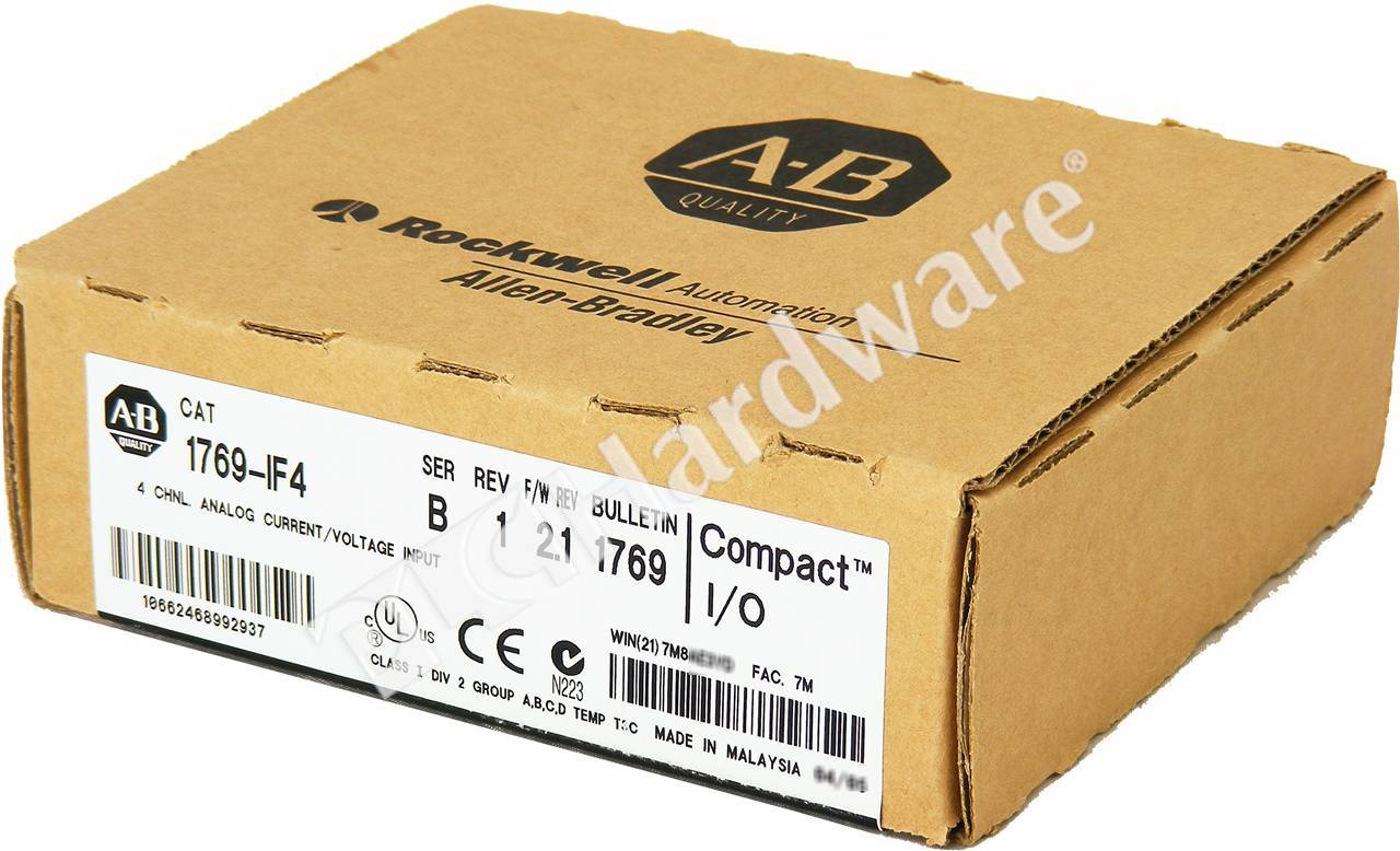 RA 1769 IF4 B NSS_b plc hardware allen bradley 1769 if4 series b, new surplus sealed 1769 if4 wiring diagram at fashall.co