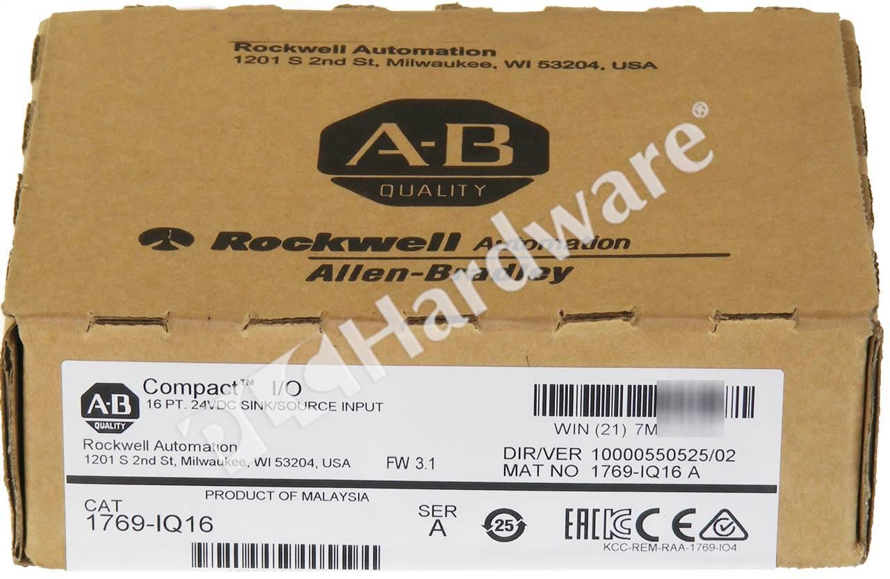 RA 1769 IQ16 A NFO 5_b plc hardware allen bradley 1769 iq16 compactlogix dc input module 1769 iq16 wiring diagram at bakdesigns.co