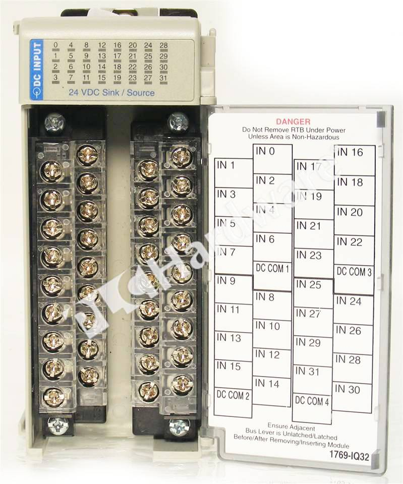 RA 1769 IQ32 A UPP 8_b plc hardware allen bradley 1769 iq32 series a, new surplus sealed 1769 if4 wiring diagram at mifinder.co
