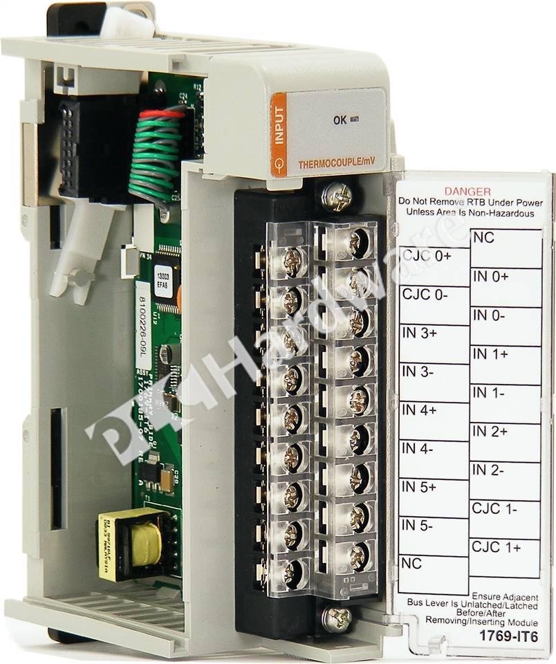 Plc Hardware  Allen Mv Input Module