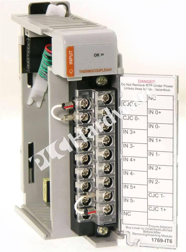 Plc Hardware Allen Bradley 1769 It6 Series A New