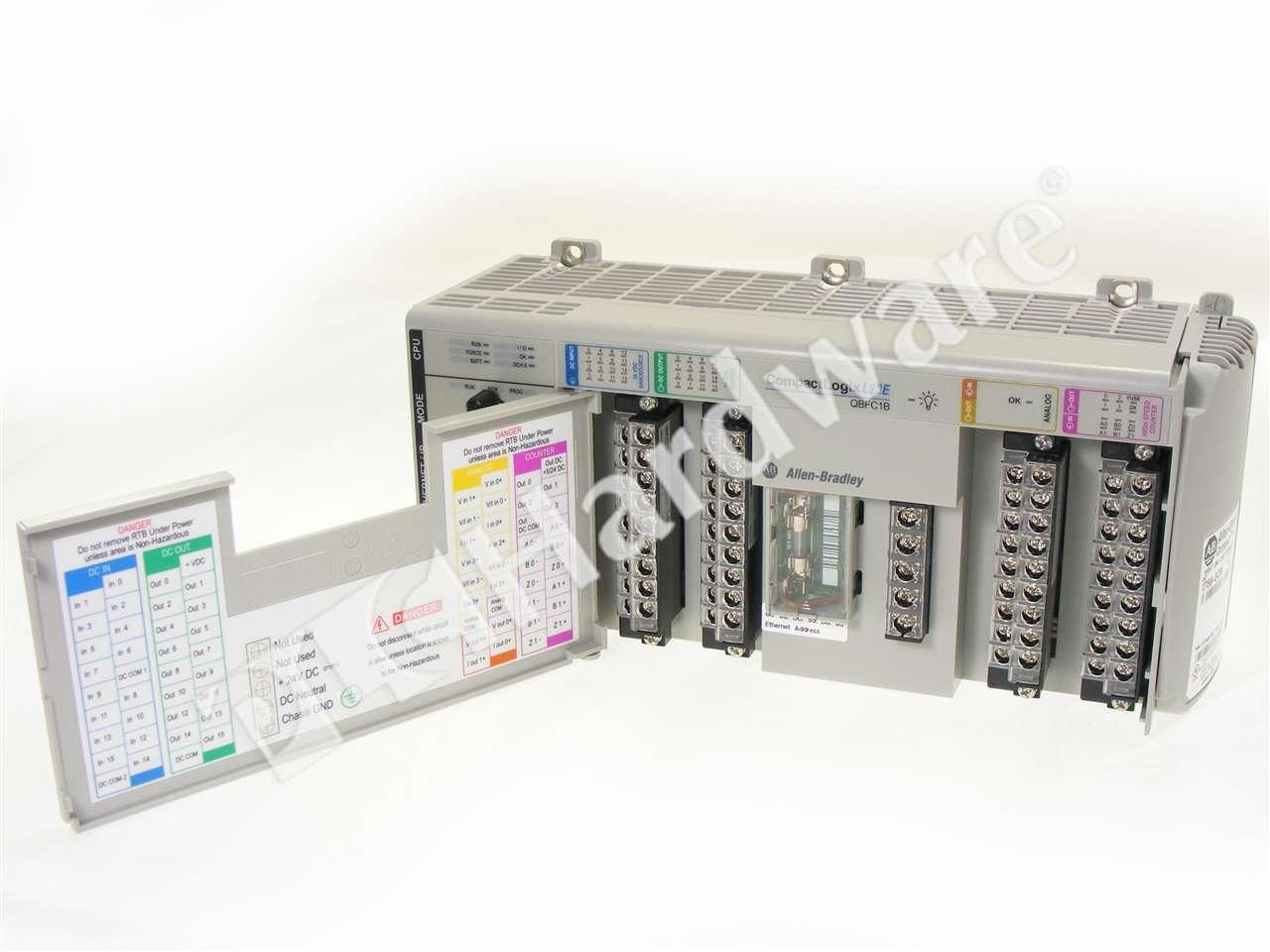 plc hardware allen bradley 1769 l23e qbfc1b compactlogix ethernet rh plchardware com Owner's Manual Manuals in PDF