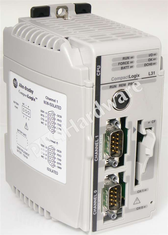Plc Hardware Allen Bradley 1769 L31 Series A New
