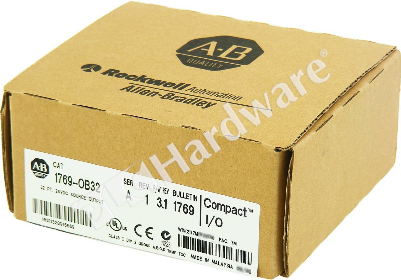 RA 1769 OB32 A NSS_b plc hardware allen bradley 1769 ob32 series a, new surplus sealed 1769-ob32 wiring diagram at crackthecode.co