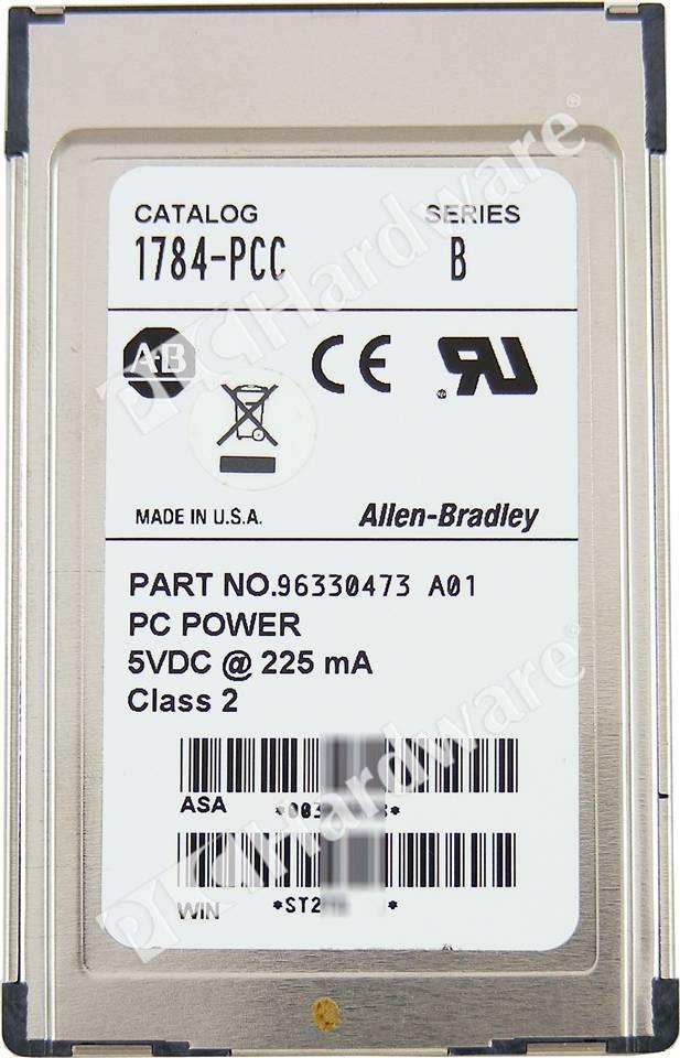 ALLEN BRADLEY 1784 PCC SERIES B WINDOWS 7 X64 DRIVER
