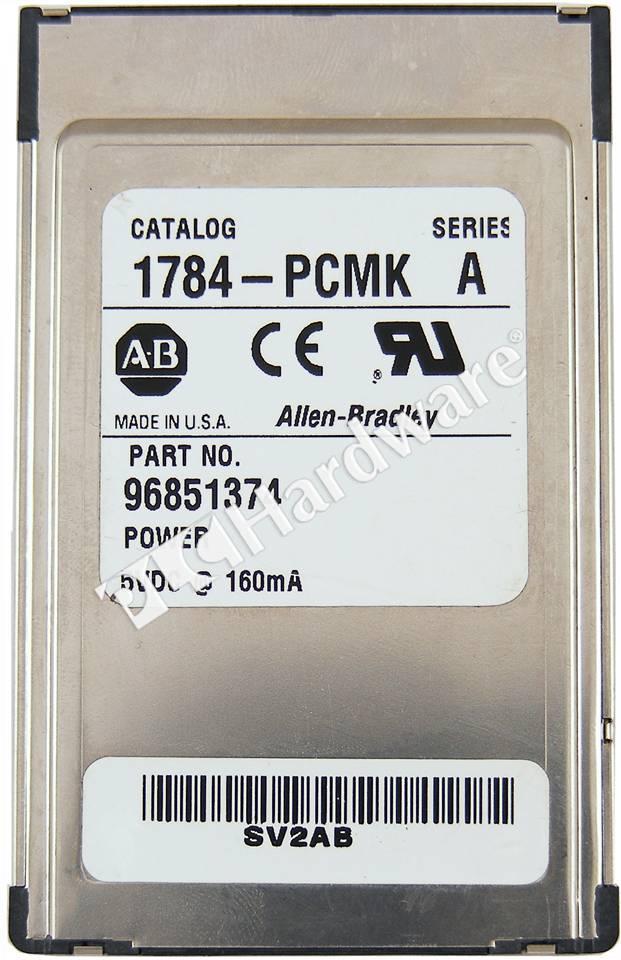 1784-pcmk card driver