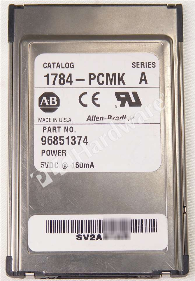 1784-PCMK SERIES A DRIVERS FOR WINDOWS DOWNLOAD