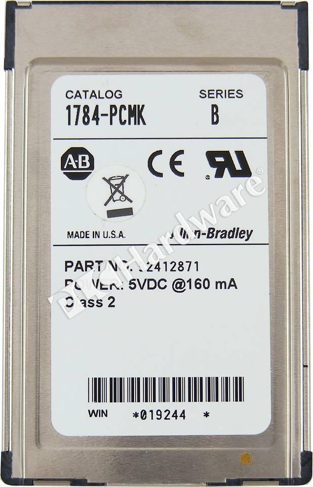 1784-PCMK B DRIVER DOWNLOAD