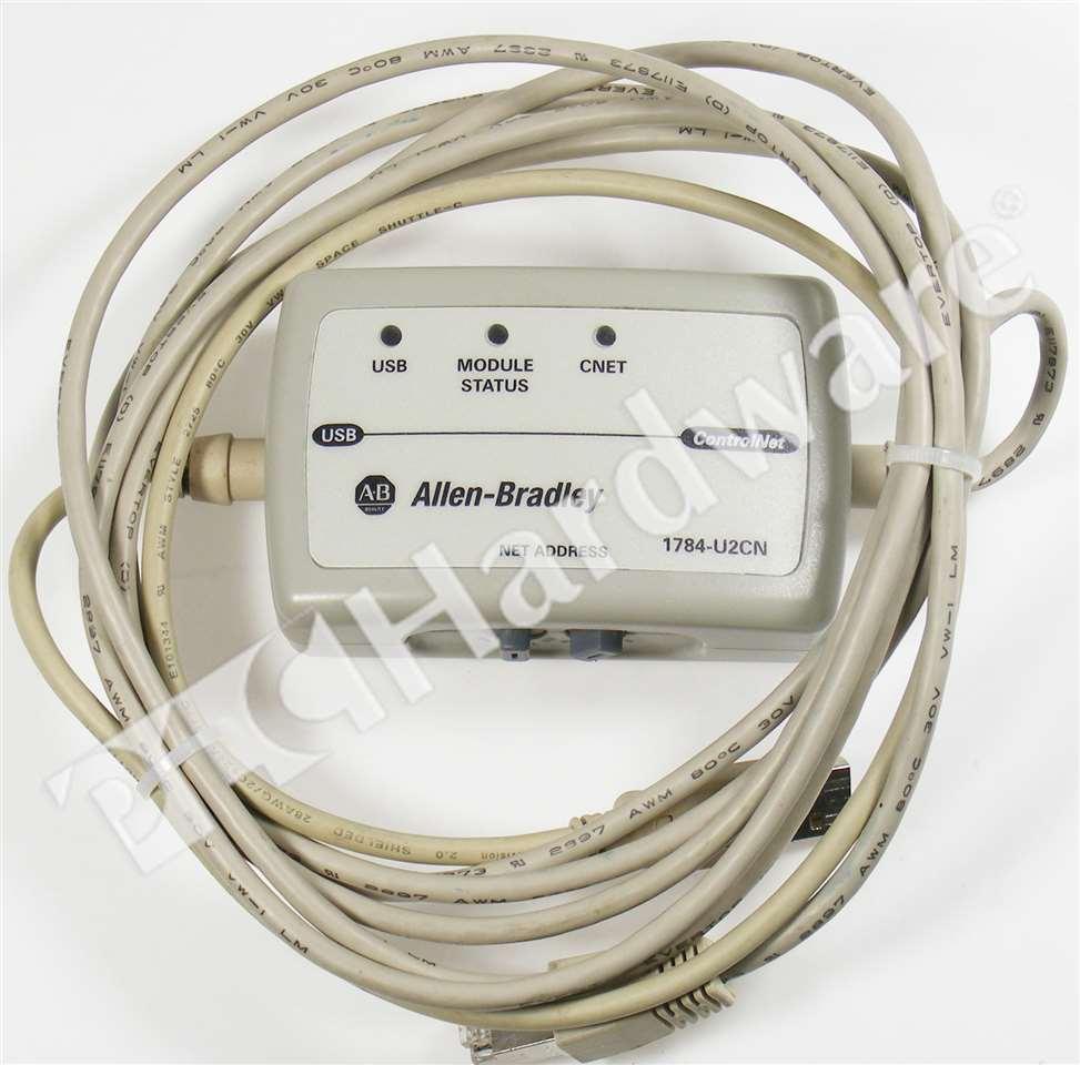 PLC Hardware - Allen Bradley U2CN Series A Used in a PLCH Packaging