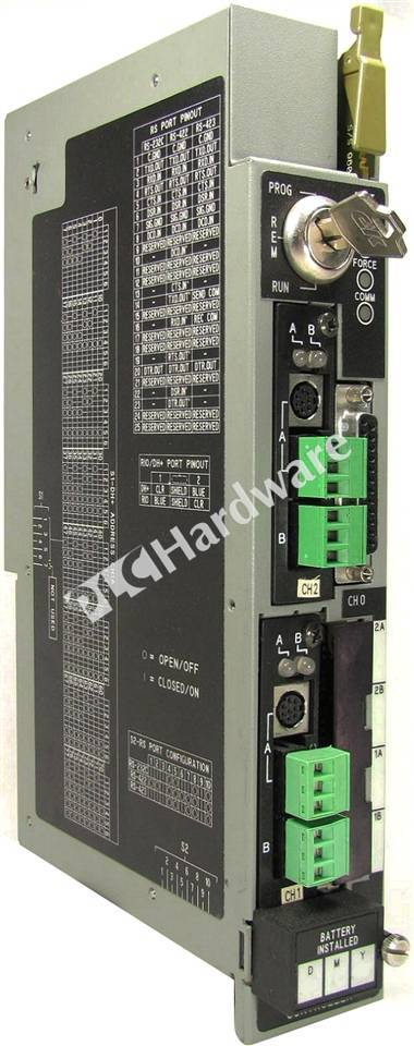 Plc hardware allen bradley 1785 l60b series a used in a for 60 1785