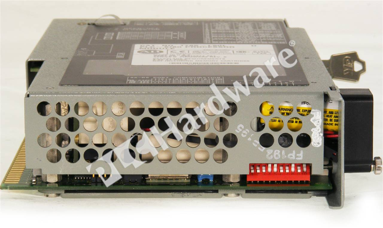 Plc hardware allen bradley 1785 l60l series d new for 60 1785