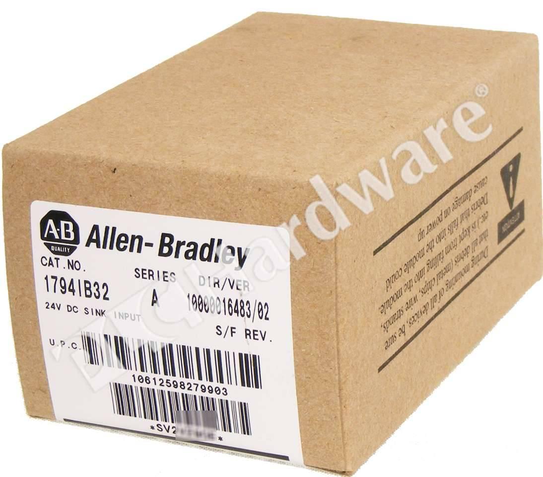 RA 1794 IB32 A NFS_b plc hardware allen bradley 1794 ib32 series a, new factory sealed 1794 ib32 wiring diagram at mifinder.co