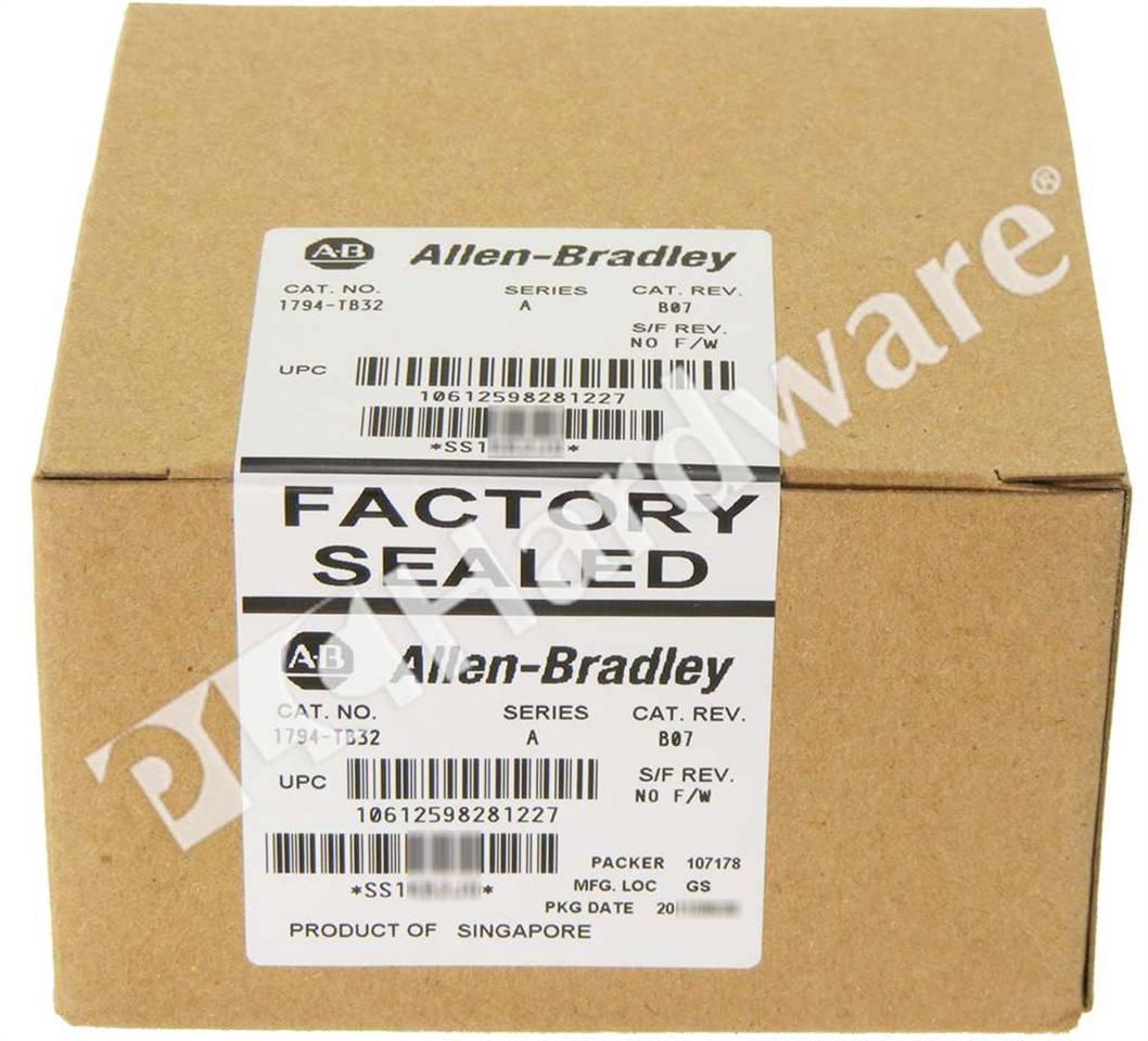 Plc Hardware  Allen O 32