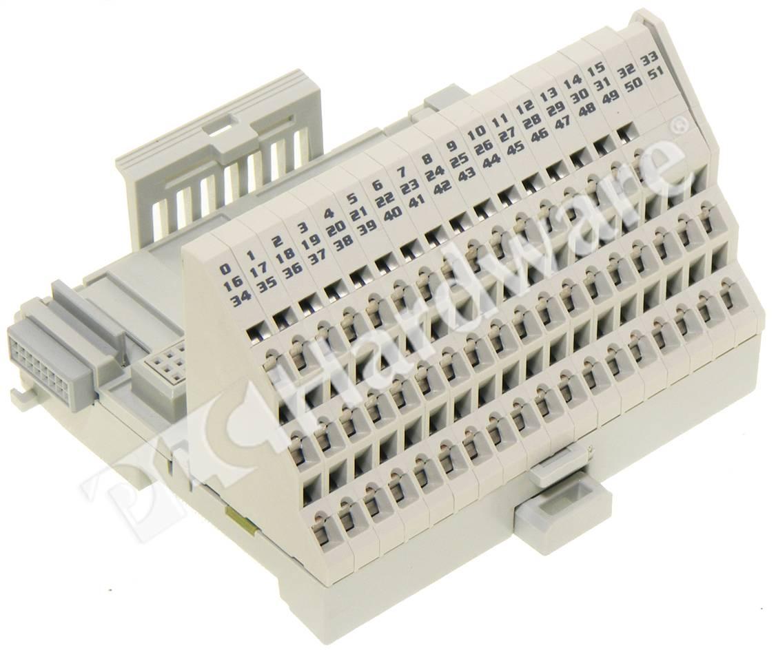 RA 1794 TB32S_b plc hardware allen bradley 1794 tb32 flex i o 32 ch terminal base 1794 ib32 wiring diagram at mifinder.co
