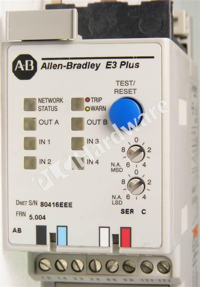 Plc Hardware Allen Bradley 193 Ec2cd E3 Plus Solid State