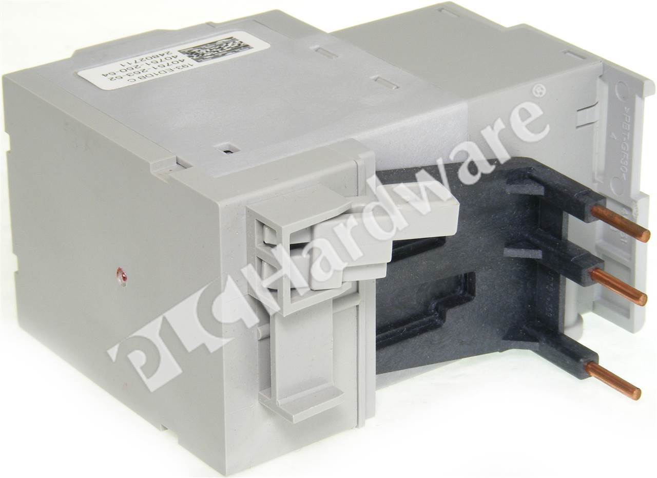 Industrial Control Bulletin 193 E1 Plus Solidstate Overload Relays