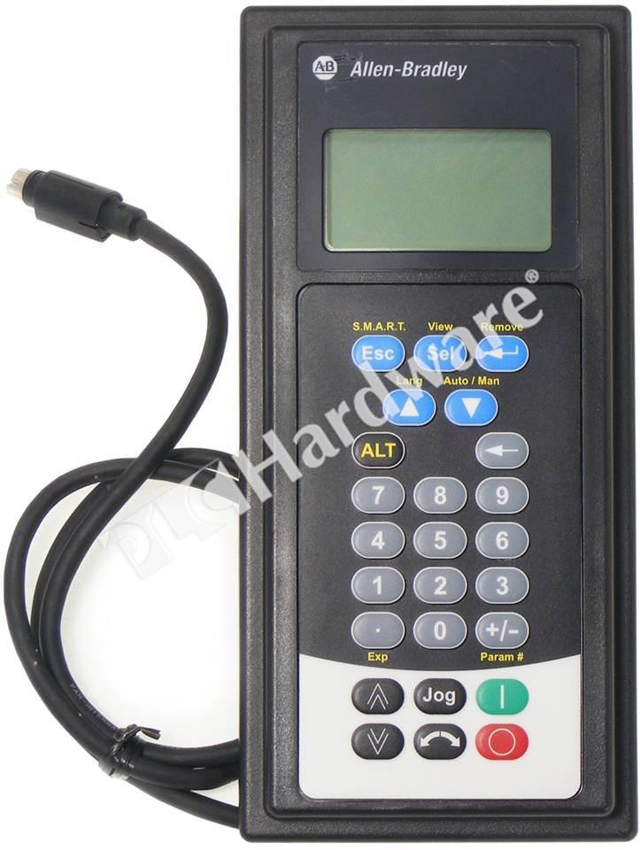 Plc Hardware Allen Bradley 20 Him C3 Powerflex Remote Lcd