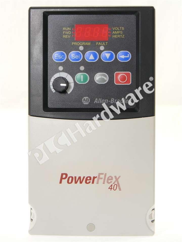 PLC Hardware - Allen Bradley 22B-D6P0N104, Used in PLCH