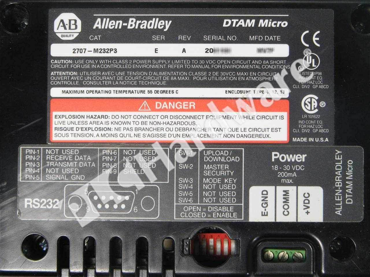 2707-M232P3/E