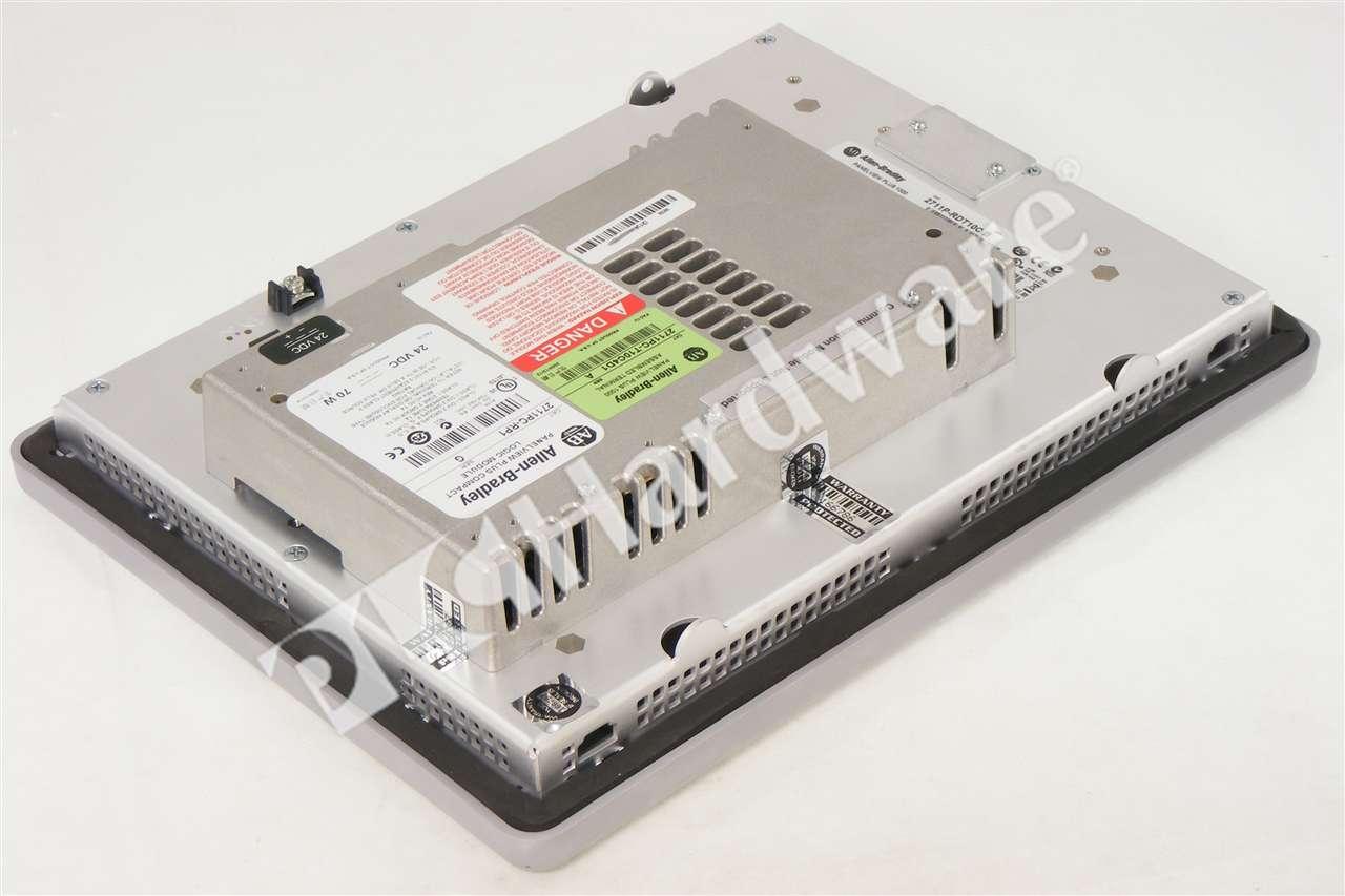 2711Pc+T10c4d1 ... Panelview Plus 600