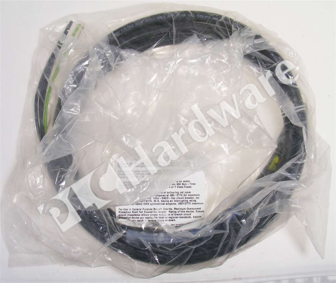 Details about New Sealed Allen Bradley 284-PWRM22G-M3 /A ArmorConnect Power  Media Cordset 3m