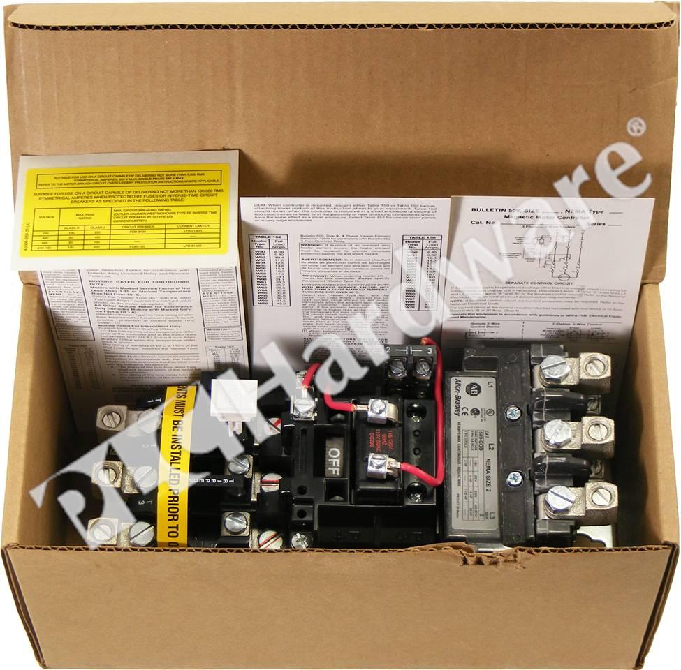 Plc Hardware Allen Bradley 509 Cod Series B New Factory