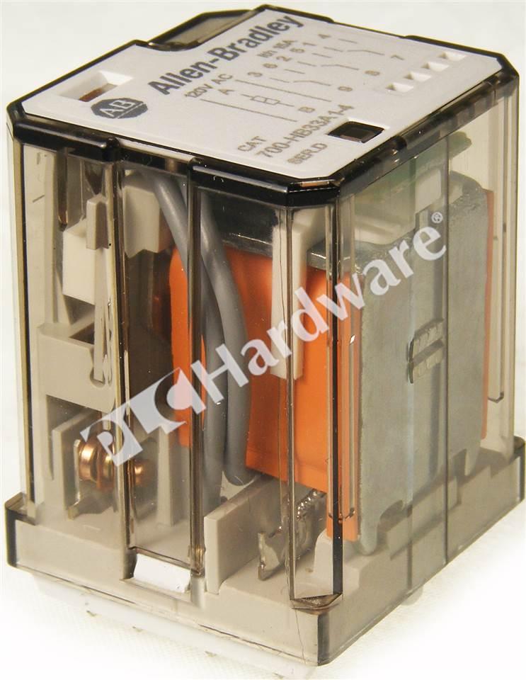 Plc Hardware Allen Bradley 700 Hb33a1 4 Series D Used