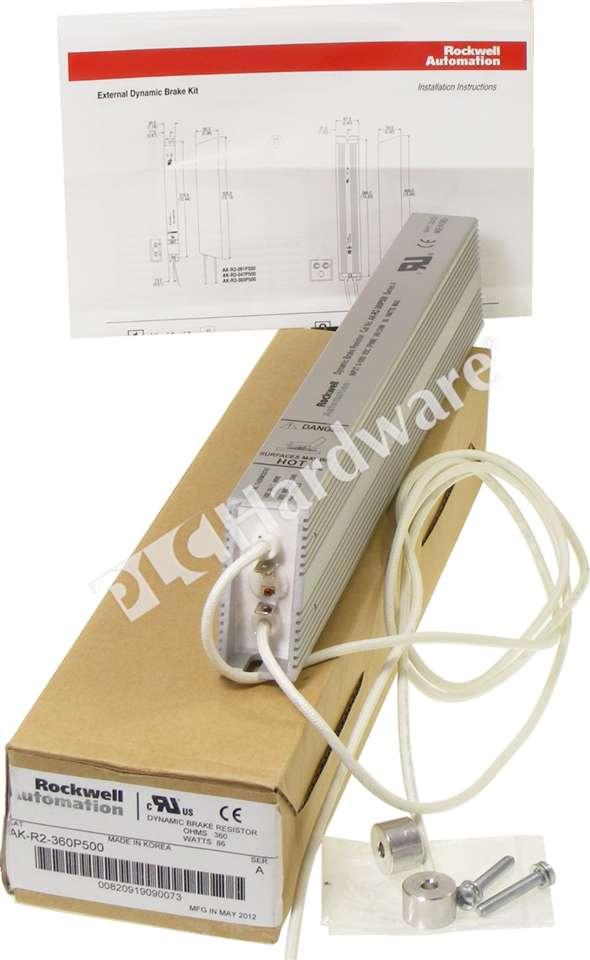 new allen bradley ak r2 360p500 a 2012 powerflex 70. Black Bedroom Furniture Sets. Home Design Ideas