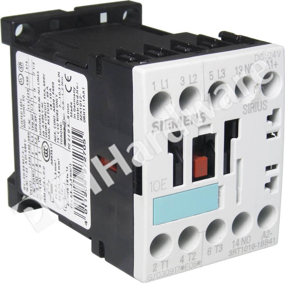 Siemens Sirius 3RT1016-1BB42 Leistungsschalter