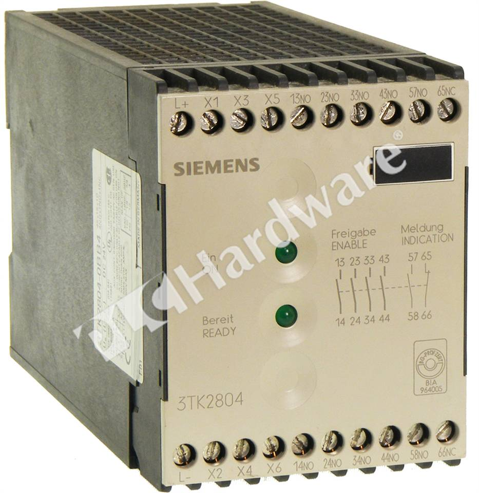 plc hardware siemens 3tk2804 0bb4 used in a plch packaging. Black Bedroom Furniture Sets. Home Design Ideas