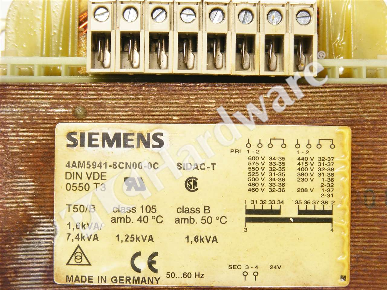 Siemens 4am5941 8cn00 0c 4am5 941 Sidac T Control Circuit Basic Operation Click To Zoom