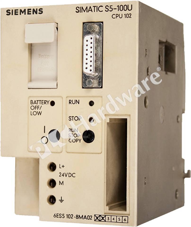 Siemens 6es5 102-8ma02 Memory