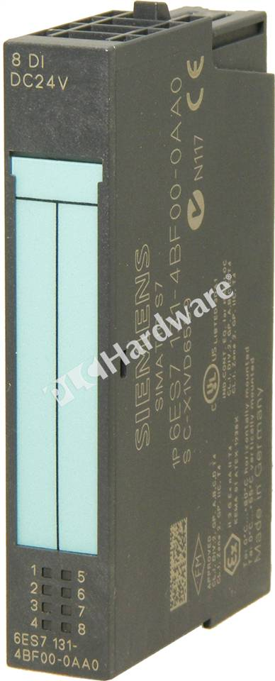 Siemens Simatic S7 6ES7 131-4BF00-0AA0 6ES7131-4BF00-0AA0 E 04 DI Modul sealed