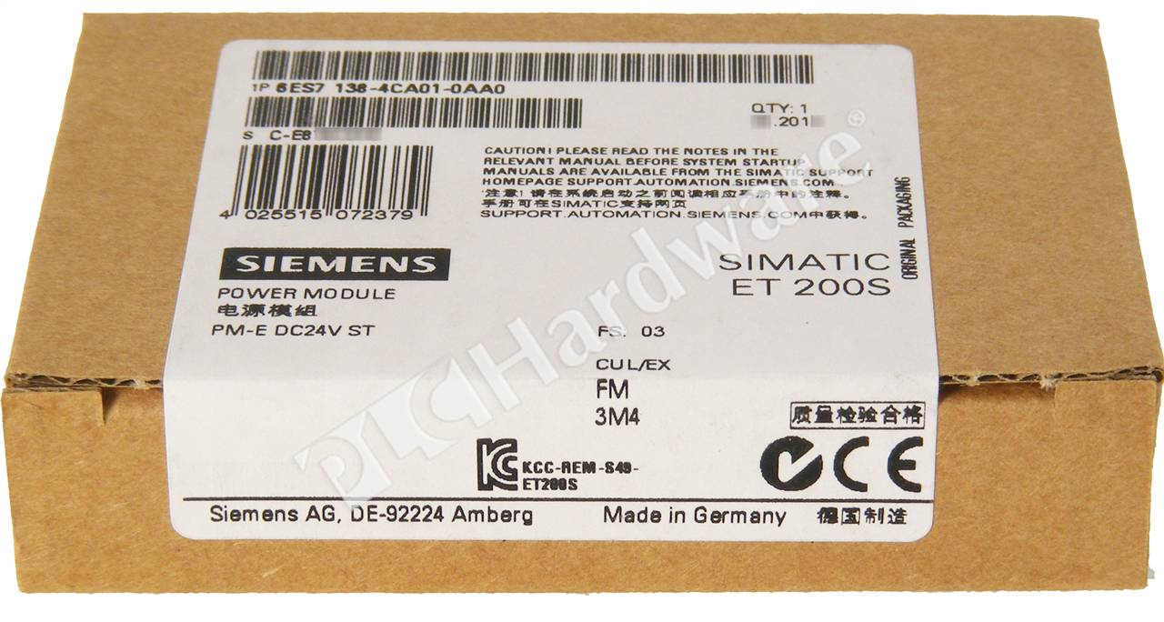SM 6ES7138 4CA01 0AA0 NFS 1_b plc hardware siemens 6es7138 4ca01 0aa0, new factory sealed 6es7138-4ca01-0aa0 wiring diagram at sewacar.co