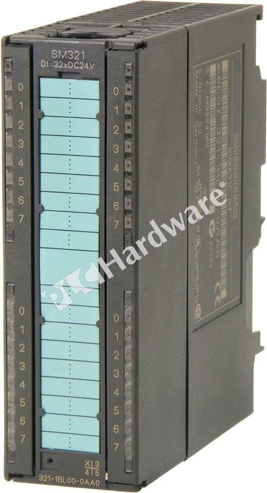SIEMENS SM321 DI 32xDC24V 6ES7 321-1BL00-0AA0