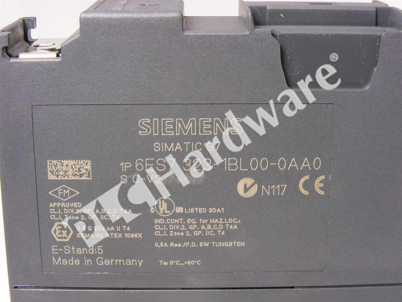 Siemens Simatic s7 6es7323-1bl00-0aa0 E-Stand 7