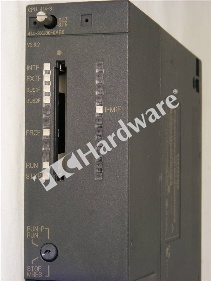 SIEMENS 6ES7414-3XJ00-0AB0 6ES7 414-3XJ00-0AB0 NEW IN BOX