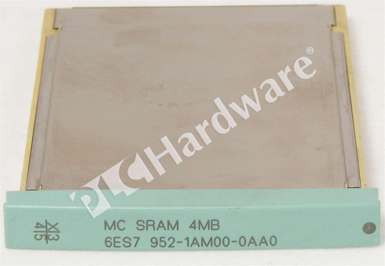 Siemens 6ES7952-1AM00-0AA0 6ES7 952-1AM00-0AA0 SIMATIC S7 MC952 Memory Card 4MB