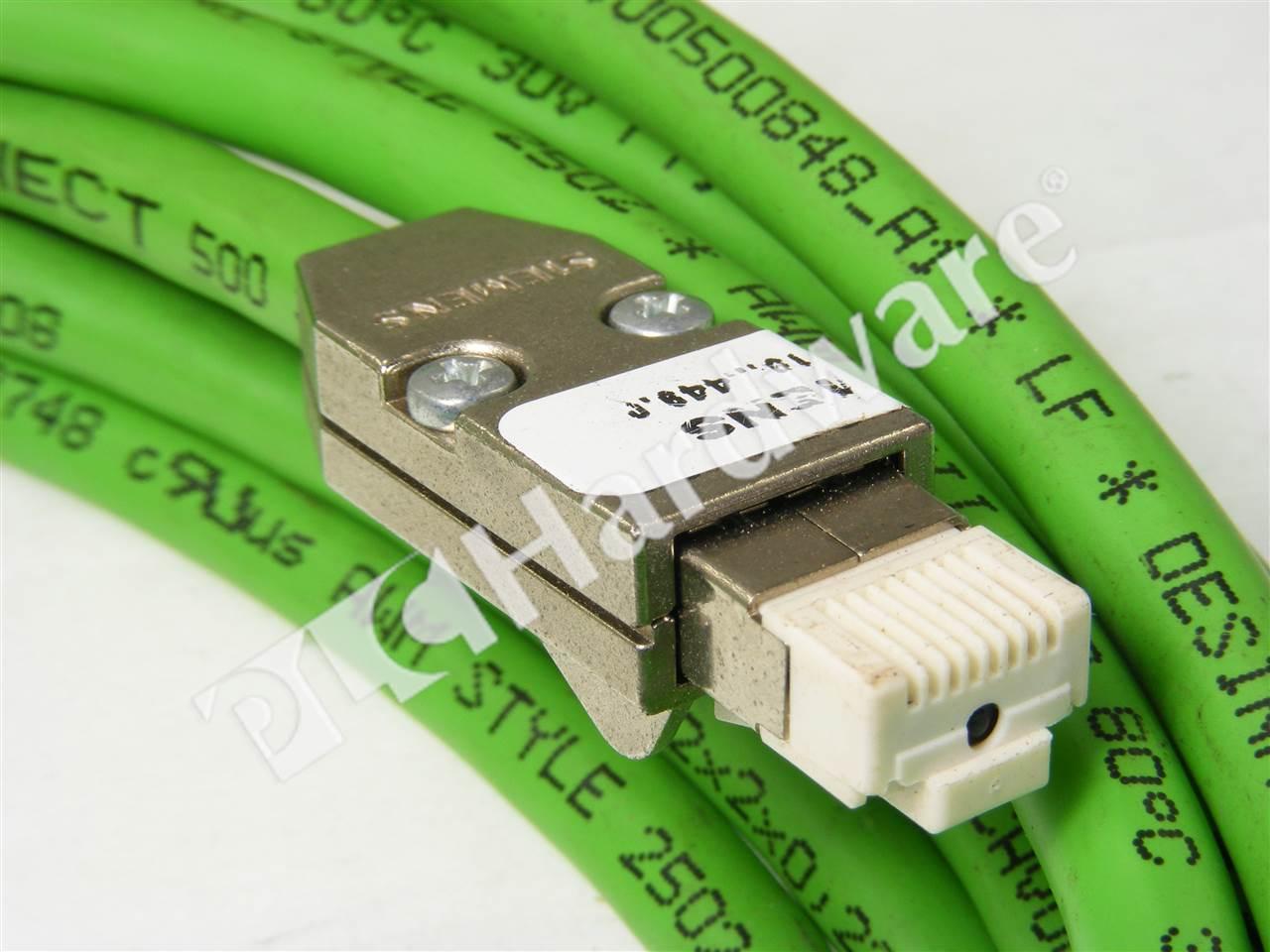 Siemens 6FX5002-2DC10-1AH0 Pre-Assembled Signal Cable