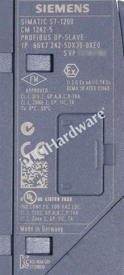 Details about Siemens 6GK7242-5DX30-0XE0 6GK7 242-5DX30-0XE0 SIMATIC  S7-1200 CM1242-5, Qty