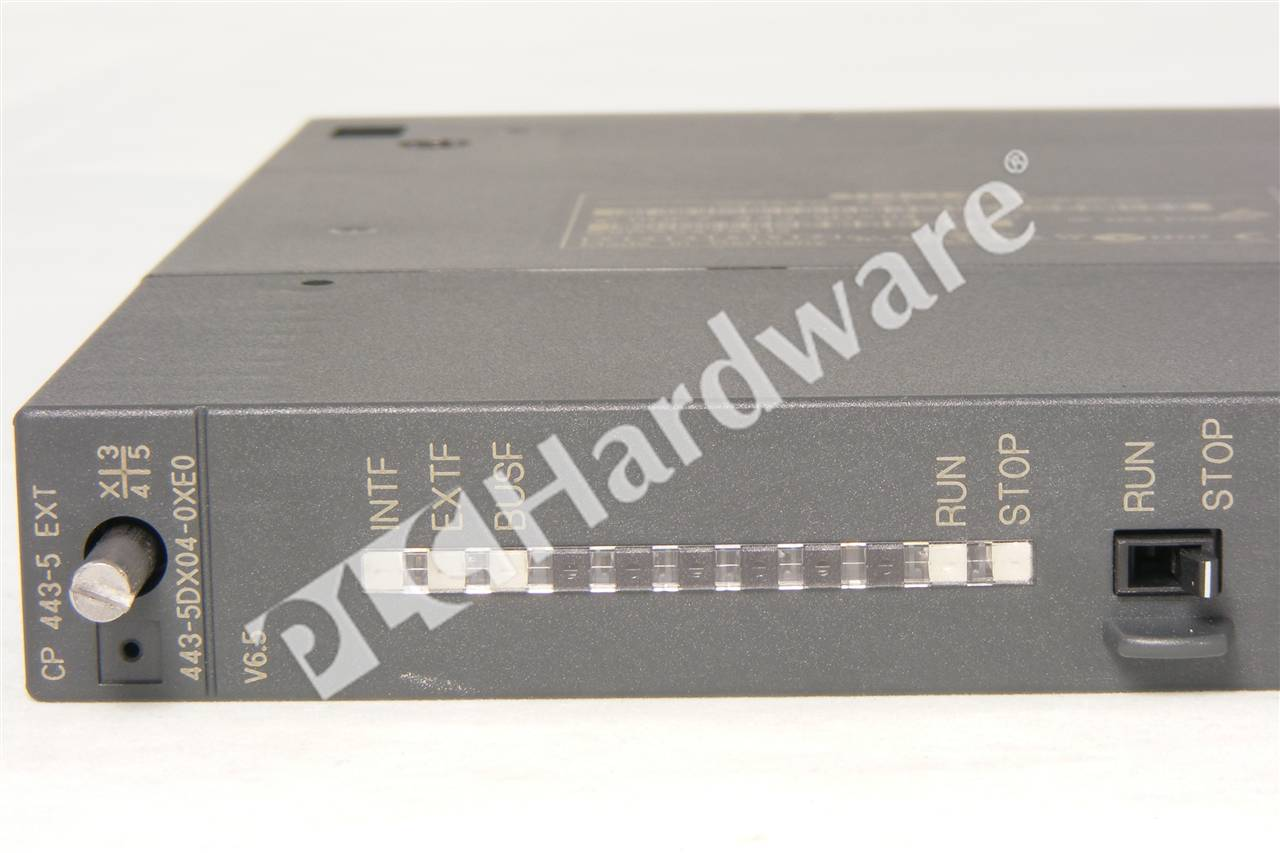 Siemens Simatic S7 CP443-5 EXT,6GK7 443-5DX04-0XE0,6GK7443-5DX04-0XE0