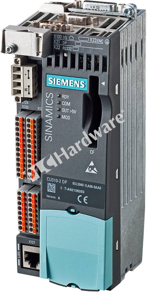 plc hardware siemens 6sl3040 1la01 0aa0 sinamics s120 control unit cu310 2 pn. Black Bedroom Furniture Sets. Home Design Ideas