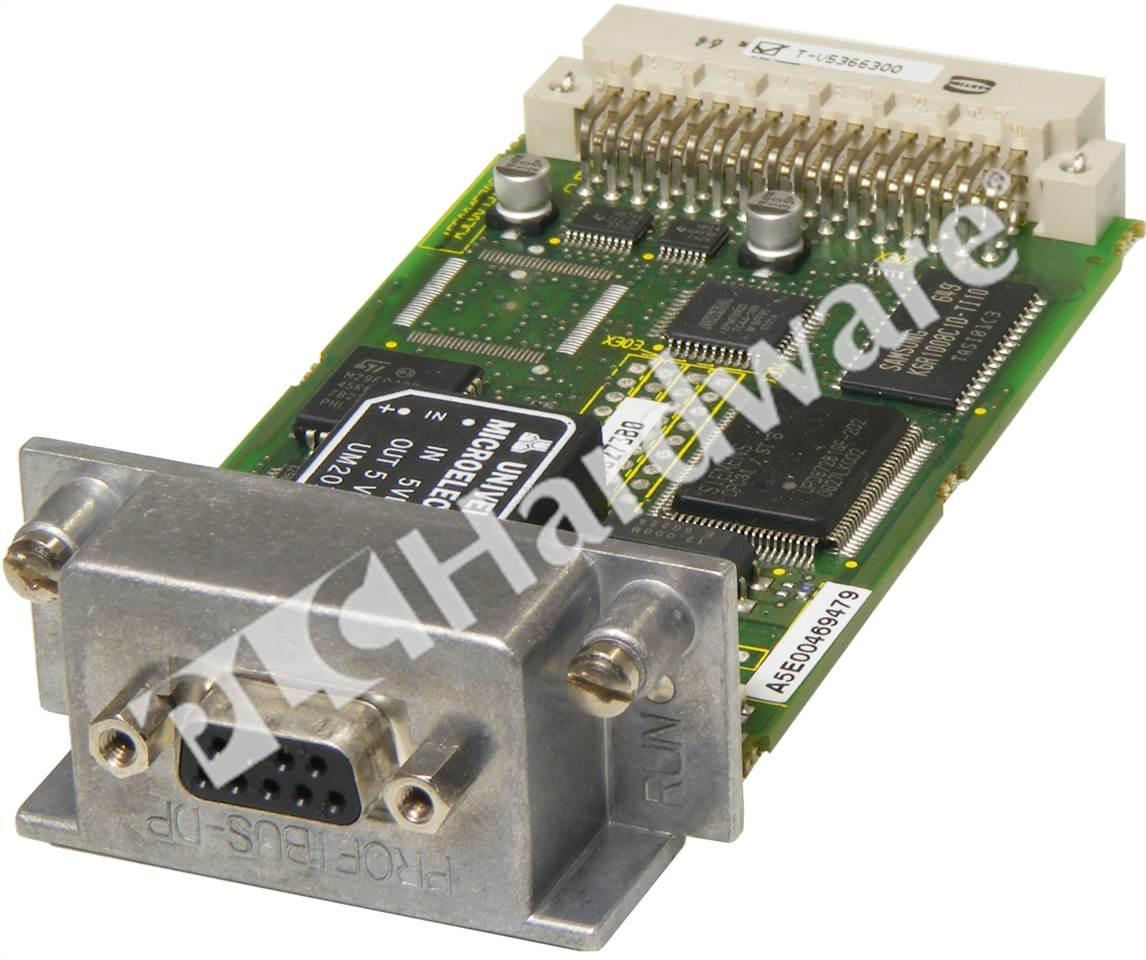 Siemens 6SN1114-0NB00-0AA2 6SN1 114-0NB00-0AA2 SIMODRIVE 611-U PROFIBUS DP2