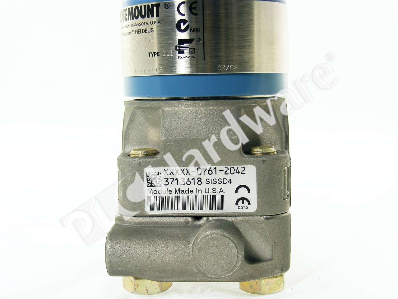 rosemount pressure transmitter 3051 manual